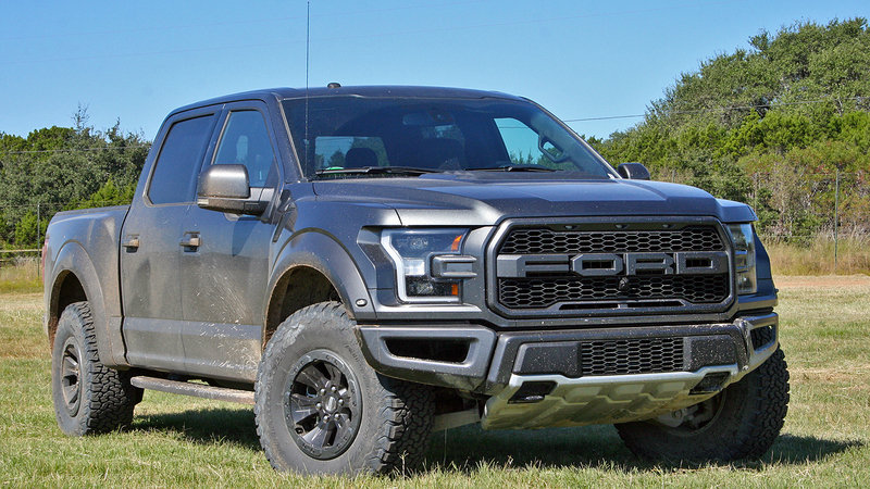 First Ride: 2017 Ford F-150 Raptor