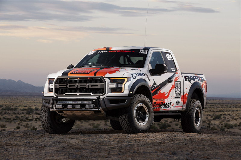 2017 Ford F-150 Raptor Baja 1000 High Resolution Exterior - image 693613