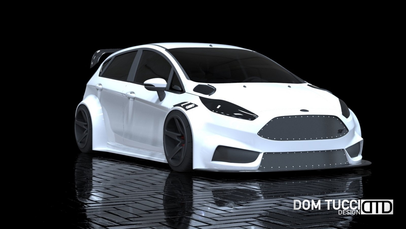 Ford Fiesta Hatchback >> 2016 Ford Fiesta ST By Tucci Hot Rods Review - Top Speed