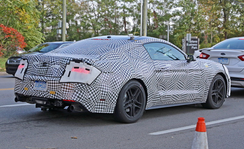 2018 Ford Mustang picture - doc692325
