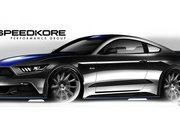 Ford Mustang Fastback by SpeedKore Performance Group