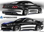 2017 Ford Mustang Fastback by SpeedKore Performance Group - image 692638