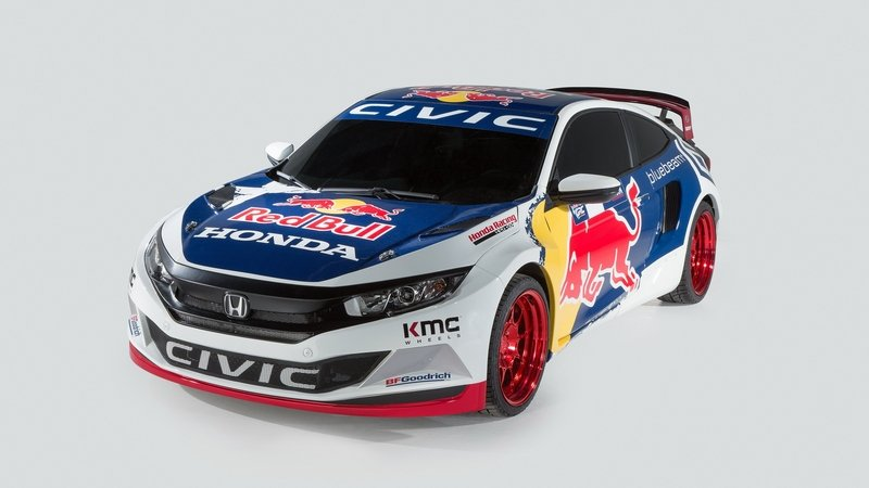 2016 Honda Civic Coupe GRC Competitive Race Car