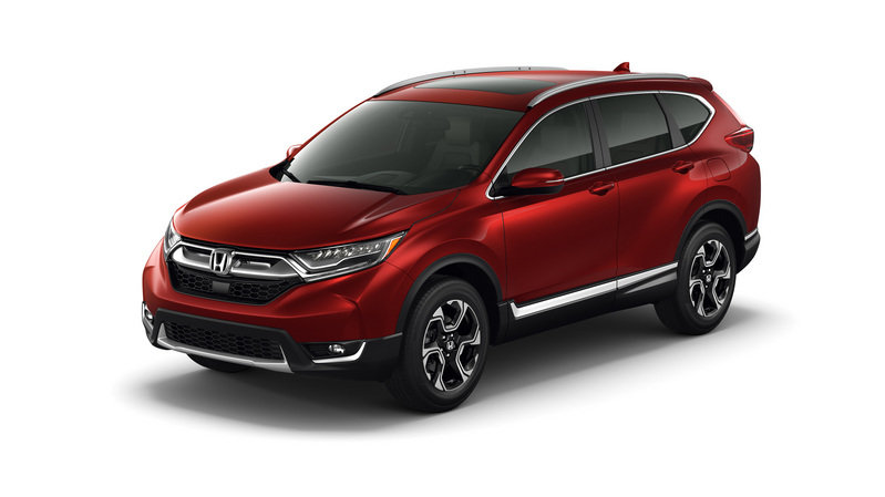 2017 Honda CR-V High Resolution Exterior - image 691827