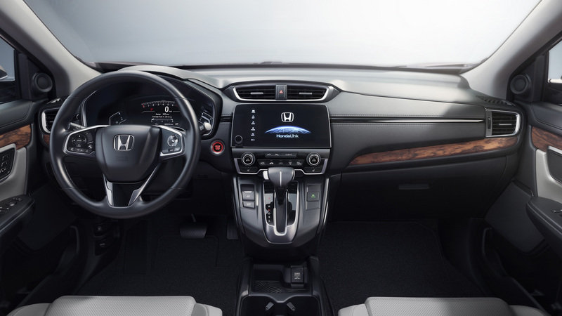 2017 Honda CR-V High Resolution Interior Drivetrain - image 691821