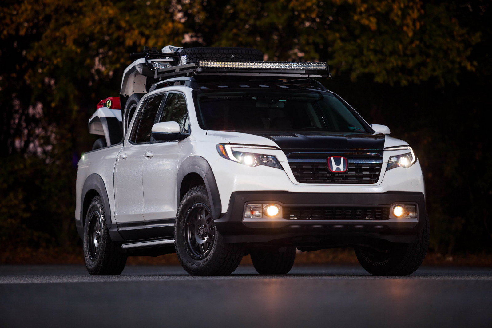 2017 Honda Ridgeline By FOX Marketing - Picture 693411 ...