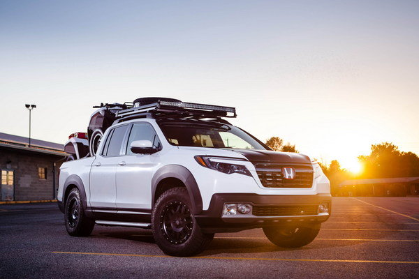 Honda Ridgeline by FOX Marketing