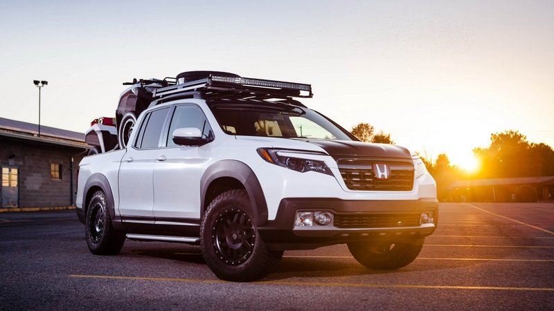 2017 Honda Ridgeline by FOX Marketing