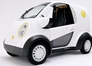 Honda Unveils 3D Printed Micro Commuter Vehicle - image 691761