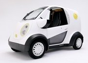 Honda Unveils 3D Printed Micro Commuter Vehicle - image 691728