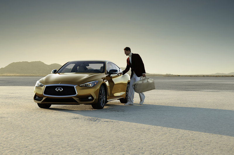 2017 Infiniti Q60 Neiman Marcus Limited Edition High Resolution Exterior - image 692448