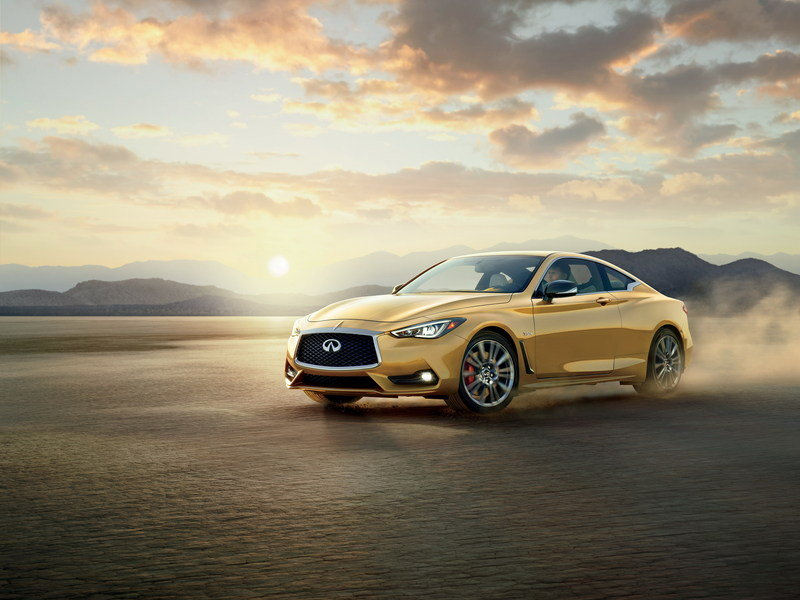 2017 Infiniti Q60 Neiman Marcus Limited Edition High Resolution Exterior - image 692443
