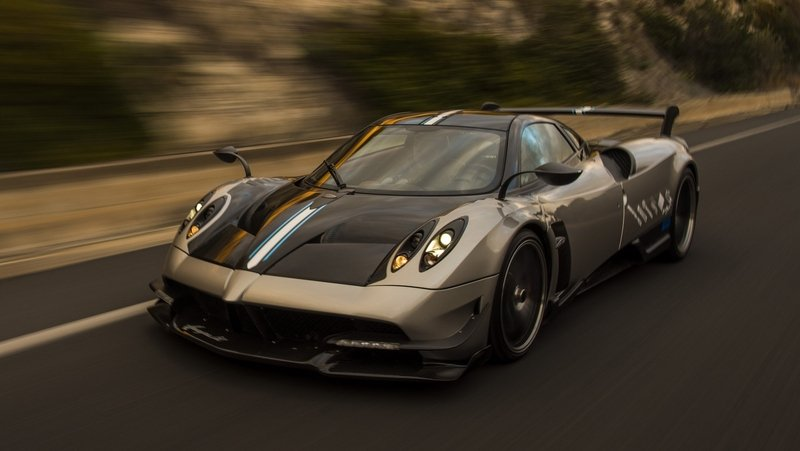 Is Pagani Calling Its Shot On A New Nürburgring Lap Record?