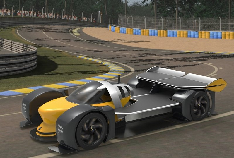 Is this what LeMans Racers of 2030 Will Look Like?