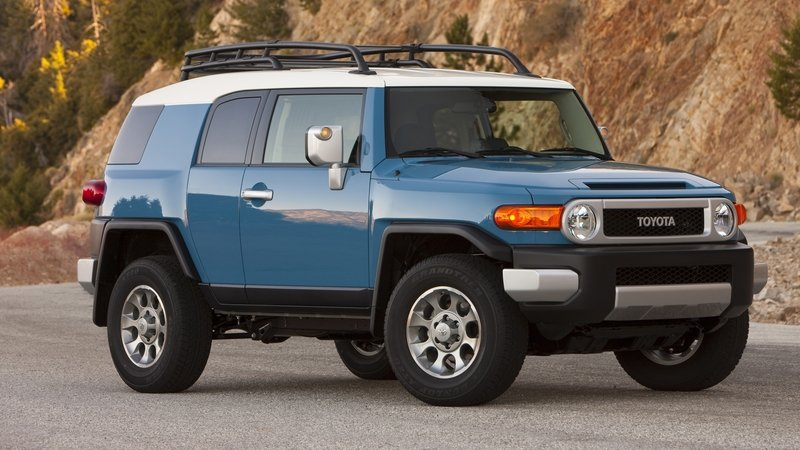 Is Toyota Working on an FJ-Inspired Concept Called the FT-4X?
