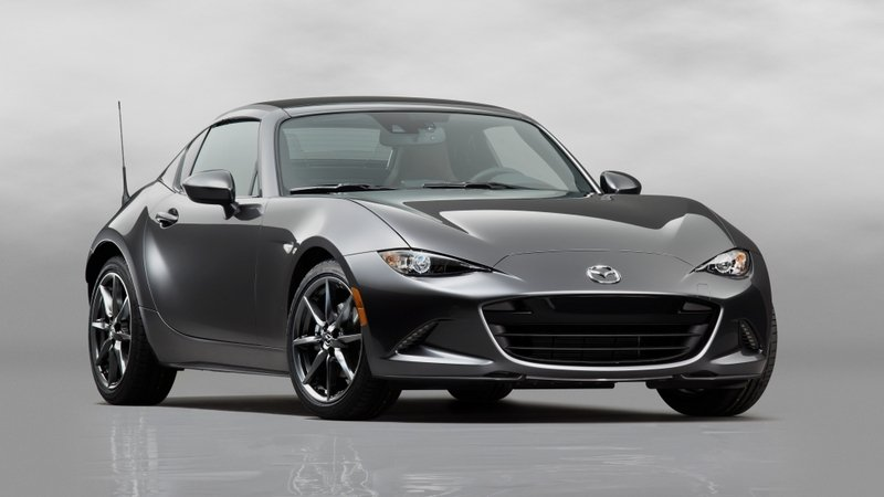 It Only Took a Week for all 1,000 MX-5 Miata RF Launch Editions to Sell Out