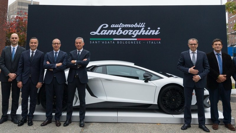 Lamborghini and MIT Partner Up to Develop New, Lighter Materials