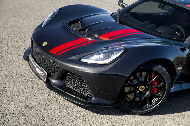 2017 Lotus Exige 350 Special Edition High Resolution Exterior - image 691063