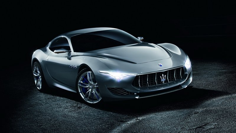 Maserati Alfieri Gets Pushed Back Until 2020