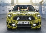 Meet the Mini Countryman E Prototype - image 692191