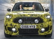 Meet the Mini Countryman E Prototype - image 692190