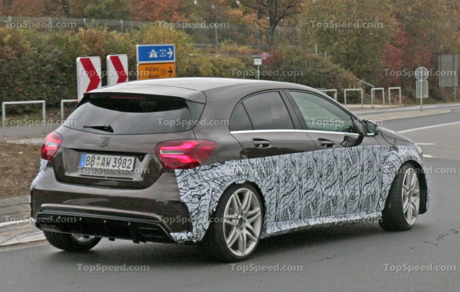 2018 mercedes amg a45 black series picture 693563 car review top speed. Black Bedroom Furniture Sets. Home Design Ideas