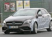 2018 Mercedes-AMG A45 Black Series - image 693562