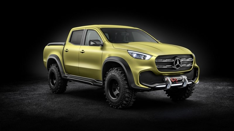Wait, Mercedes Might Actually Offer X-Class in America?