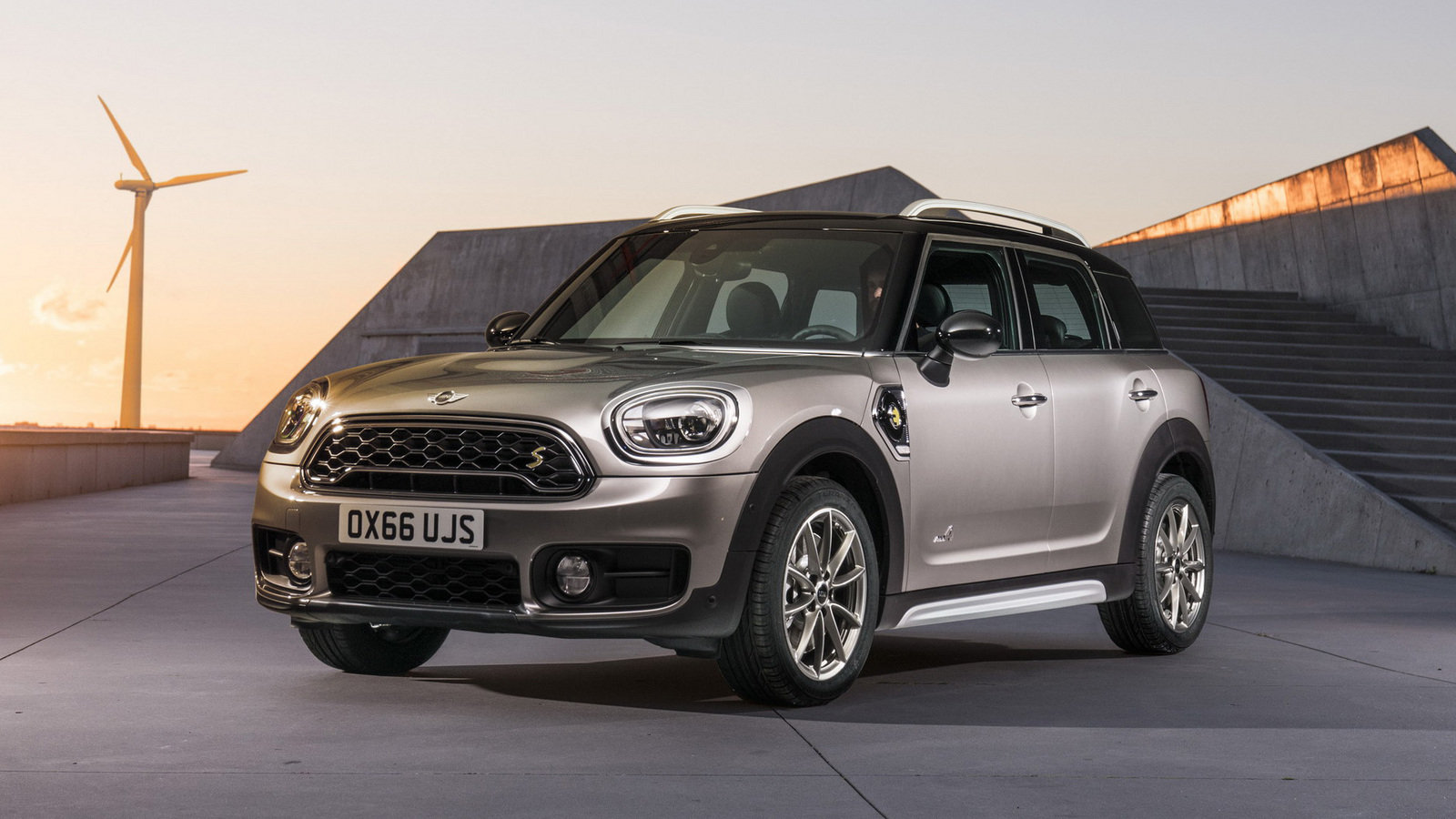 2017 mini cooper s e countryman all4 review top speed. Black Bedroom Furniture Sets. Home Design Ideas