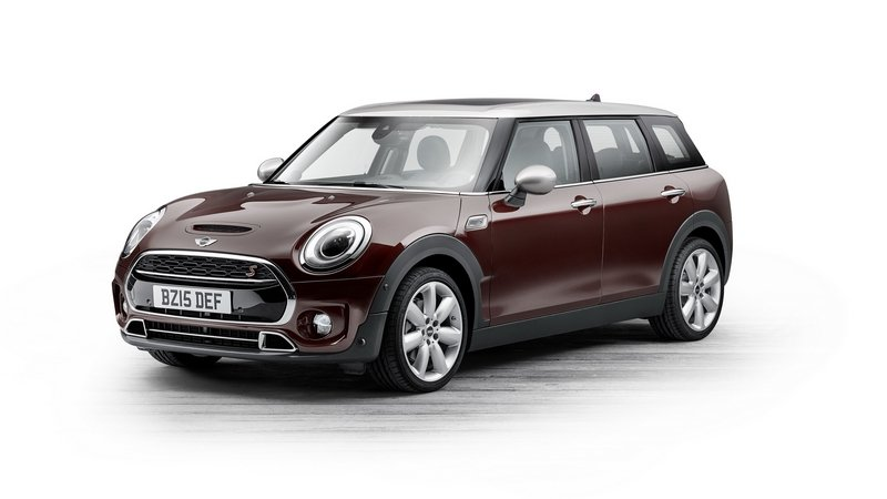 Mini's Upcoming Sedan Could be Larger Than the Clubman