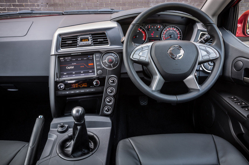 2017 Ssangyong Musso High Resolution Interior - image 691874