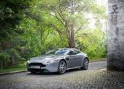2016 Q By Aston Martin V8 Vantage S Swedish Forest Edition - image 690865