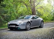 2016 Q By Aston Martin V8 Vantage S Swedish Forest Edition - image 690867