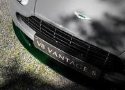 2016 Q By Aston Martin V8 Vantage S Swedish Forest Edition - image 690861