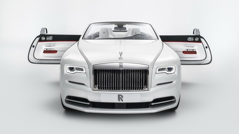 2017 Rolls Royce Dawn Inspired by Fashion Edition
