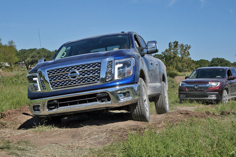The 2016 Truck Rodeo: The Full Results