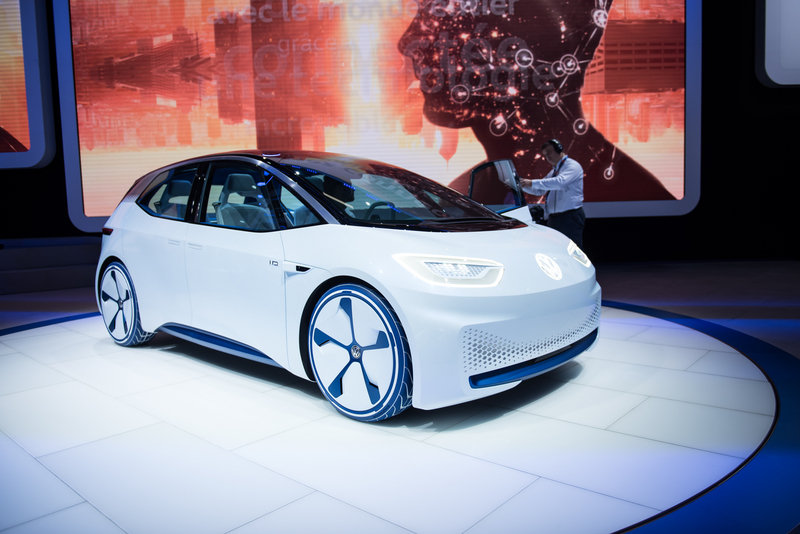 The Upcoming Volkswagen ID Hatchback Will Carry Lots of Concept DNA