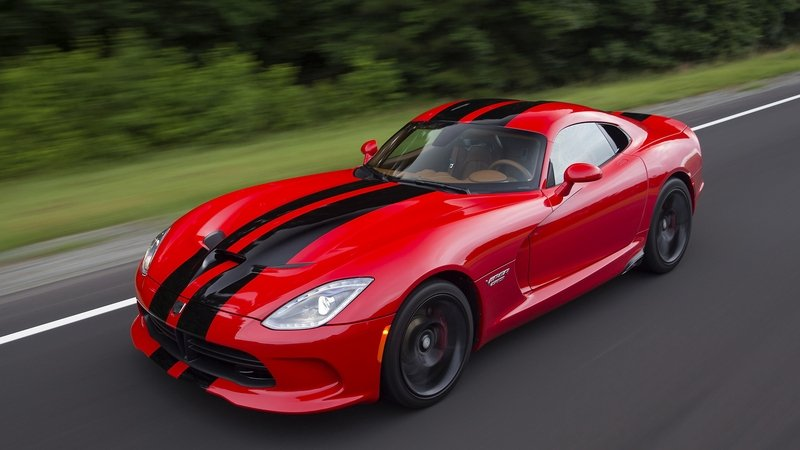 Want a 2017 Dodge Viper? You Might Have to go to Salisbury, NC to Get One