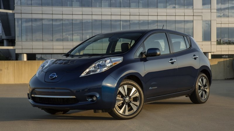 What is Going on with the Nissan Leaf?