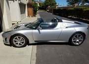 This Tesla Roadster Prototype Could Be Yours For $1 Million - image 691721