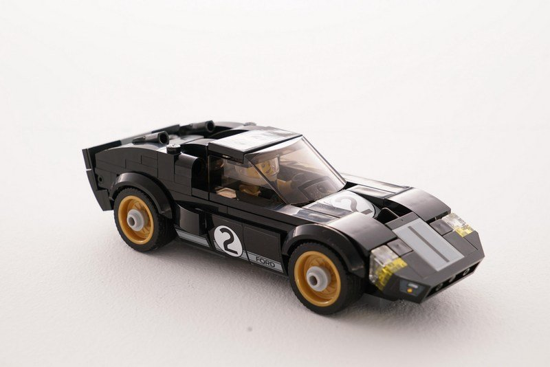 New Lego Set to Include Le Mans-winning GT40 and New GT