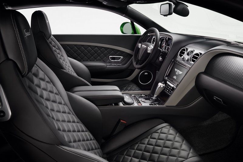 2016 - 2017 Bentley Continental GT Speed - image 696705