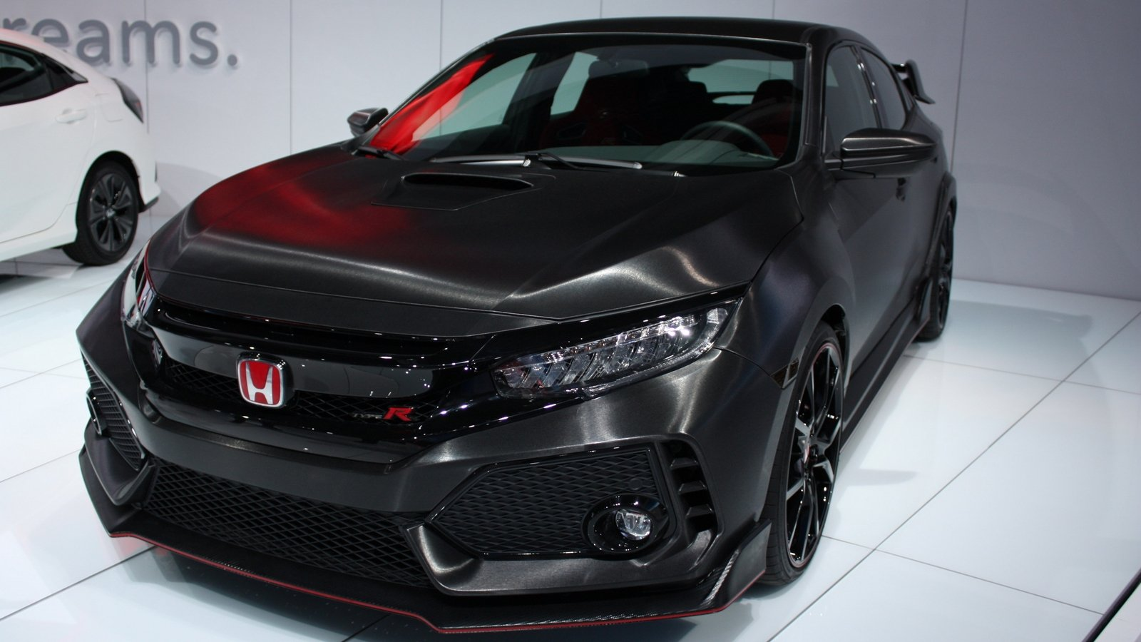 2016 honda civic type r concept review top speed. Black Bedroom Furniture Sets. Home Design Ideas