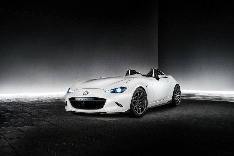 2016 Mazda MX-5 Speedster Evolution High Resolution Exterior - image 693827