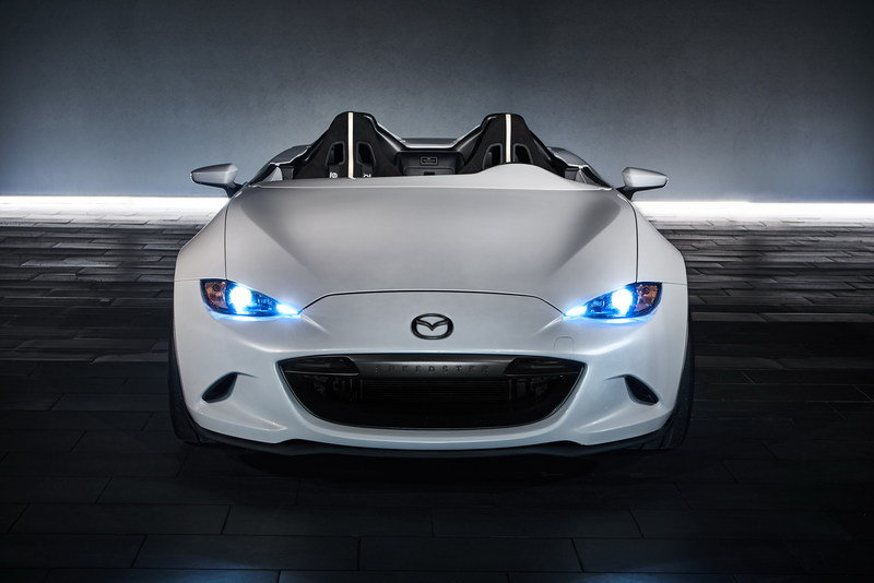 2016 Mazda MX-5 Speedster Evolution High Resolution Exterior - image 693828