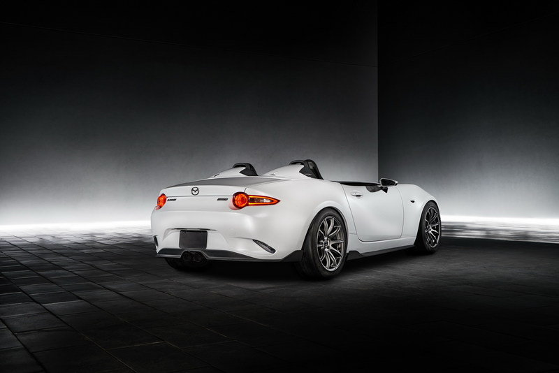 2016 Mazda MX-5 Speedster Evolution High Resolution Exterior - image 693830