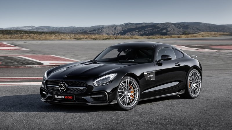 2016 Mercedes-AMG GT S By Brabus - image 696250