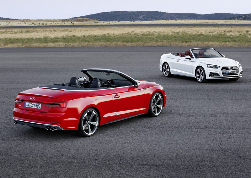 2017 Audi A5 Convertible Review - Top Speed