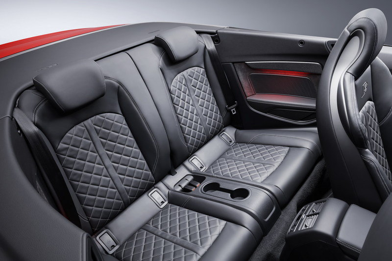 2017 Audi S5 Cabriolet High Resolution Interior - image 694415