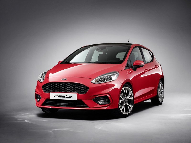 2017 Ford Fiesta High Resolution Exterior - image 697261